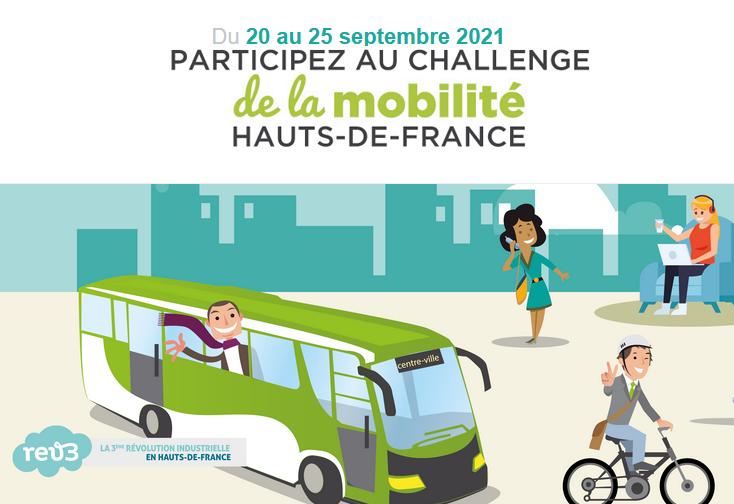 Challenge mobilités hauts de France